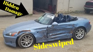 Rebuilding a Wrecked Honda S2000 from Copart part 1