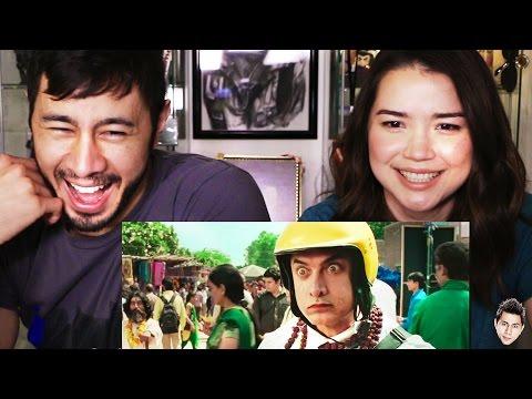 PK - Aamir Khan - trailer reaction review - Jaby & Achara