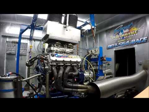 Ed Mitchells 632 Cubic Inch Big Block Chevy Engine Built By Sunset