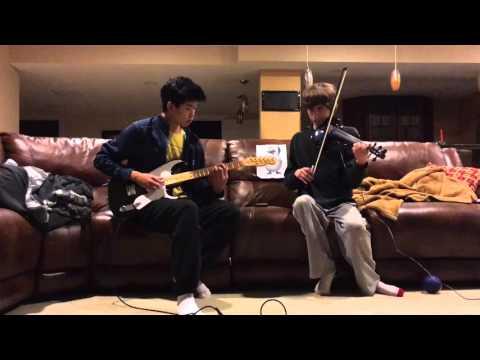 Electric Feel- Violin and Guitar Cover -MGMT