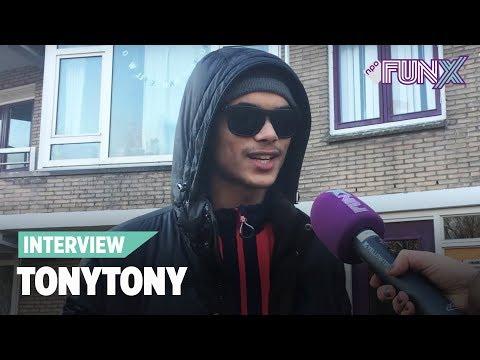 "TONYTONY: ""IK WIL NET ZOVEEL SHOWS ALS LIL KLEINE EN RONNIE"""