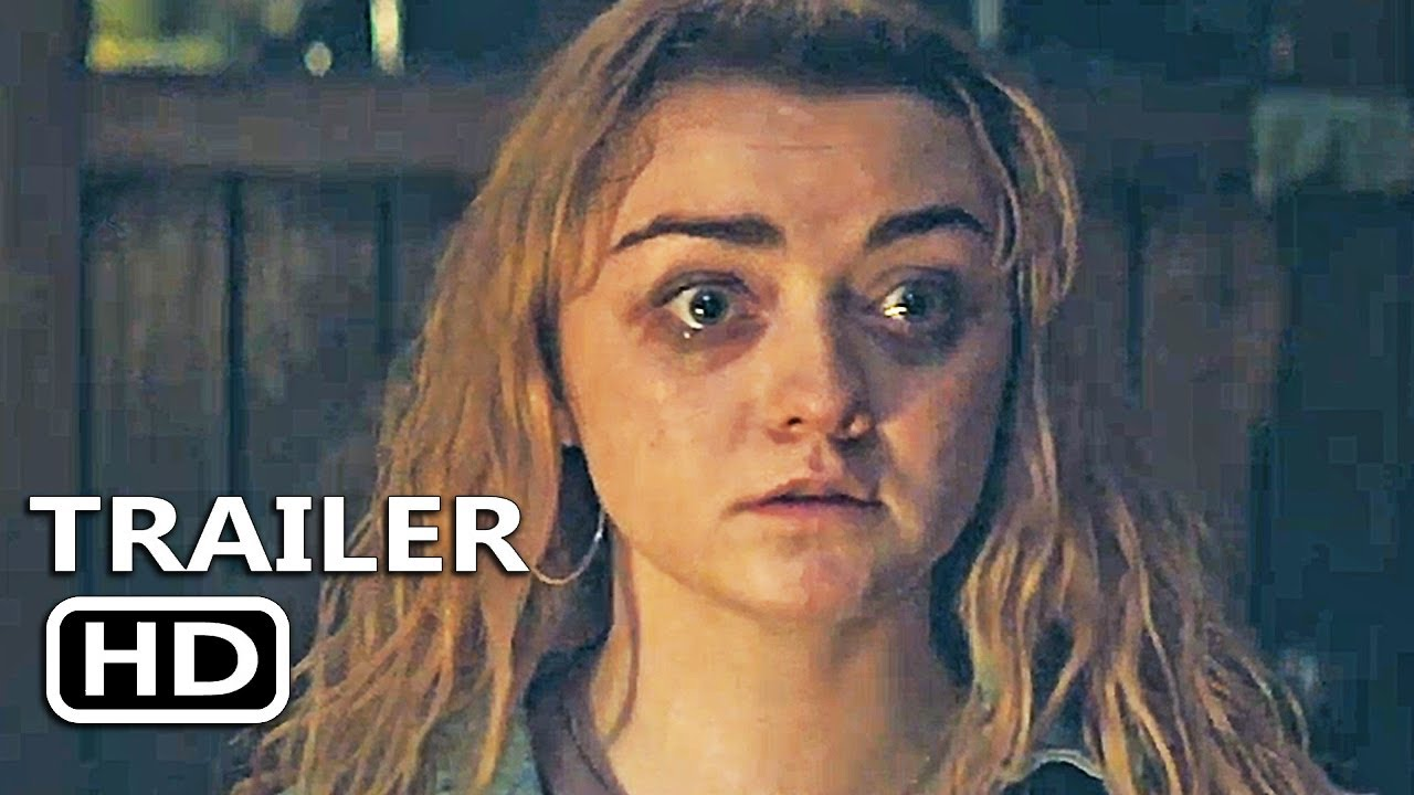 THE OWNERS Official Trailer (2021) Maisie Williams, Horror Movie