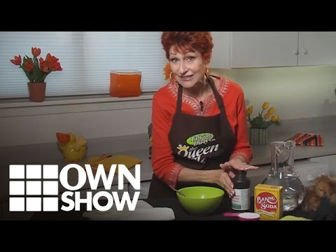 How to Get Rid of Stubborn Underarm Stains   #OWNSHOW   Oprah Online