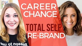 Spin Your Career Change into a Strength! With Baily Hancock