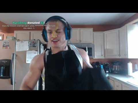Tyler1 - It is impossible to break an egg with your palm