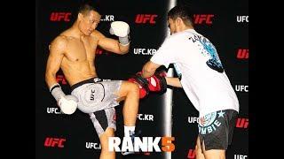 [UFC] '코리안 좀비' 정찬성