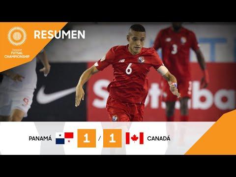 CFC 21: Panamá vs Canadá