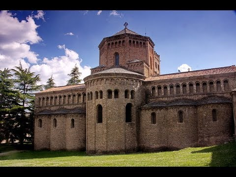 Places to see in ( Girona - Spain ) Ripoll