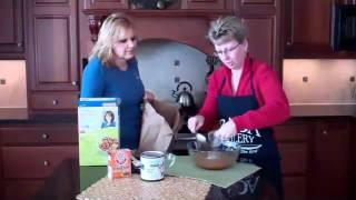 Recipe For Caramel Snack Mix   Radacutlery.com