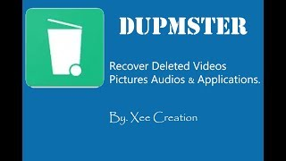 How to Restore deleted apps, photos, videos or audios in an android