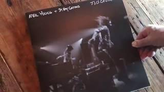 Neil Young - Tuscaloosa Vinyl Unboxing (Neil Young Archives)