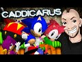 Sonic the Fighters - Caddicarus