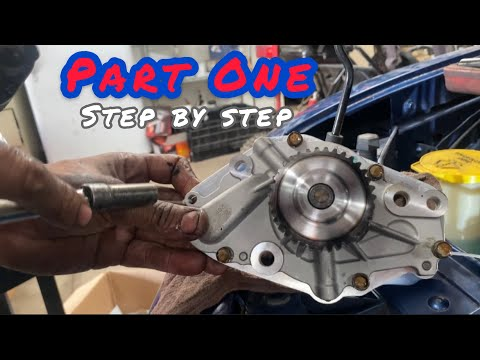 How To Replace A Water Pump – 09 Dodge Charger 2.7 (Step by Step) water pump replacement