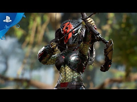 Predator: Hunting Grounds | State of Play Ultimate Adversary Trailer | PS4