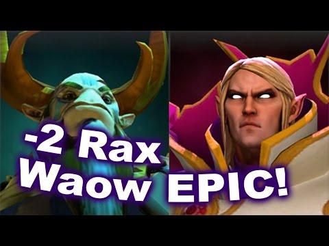 Liquid MVP - 2 RAX DOWN COMEBACK - Manila Major Dota 2
