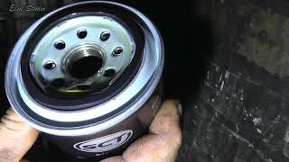 видео Видео «Замена моторного масла в Киа Рио III»