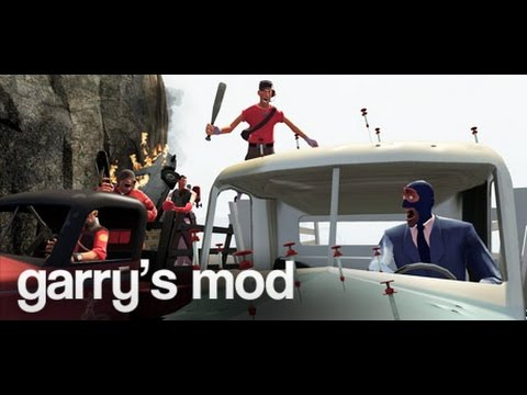 Garry's Mod - Flood Episode 3, (Ran out of time buddy!)