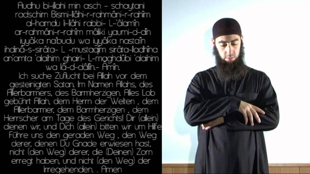 Das Morgensgebet im Islam lernen (Salatul Fajr) - Abu Dujana