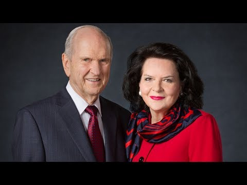Worldwide Youth Devotional: Messages from President Russell M. Nelson and Sister Wendy W. Nelson