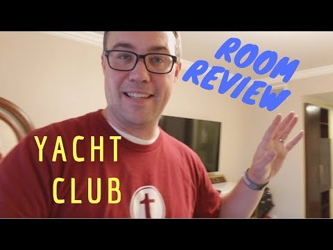 Review of a Newly Refurbished Yacht Club Room