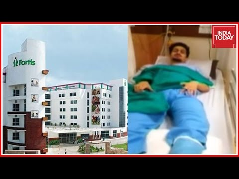 Delhi Super Specialty Hospital Operates Wrong Leg, Family Fumes Mp3