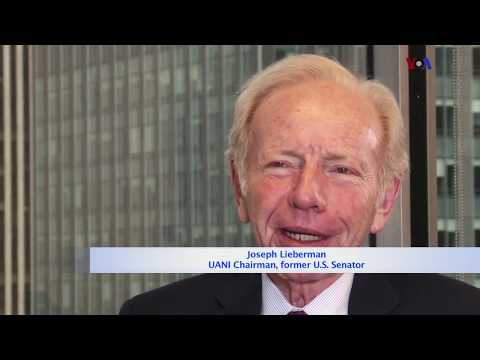 VOA Persian Exclusive Interview with Joseph Lieberman