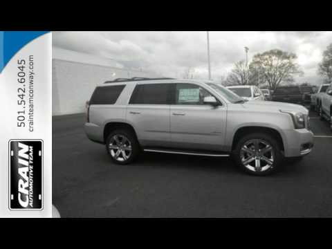 new 2017 gmc yukon conway ar little rock ar 7gt9751 sold youtube. Black Bedroom Furniture Sets. Home Design Ideas