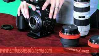 10' min Review Canon C300 ( Review & Tutorial )