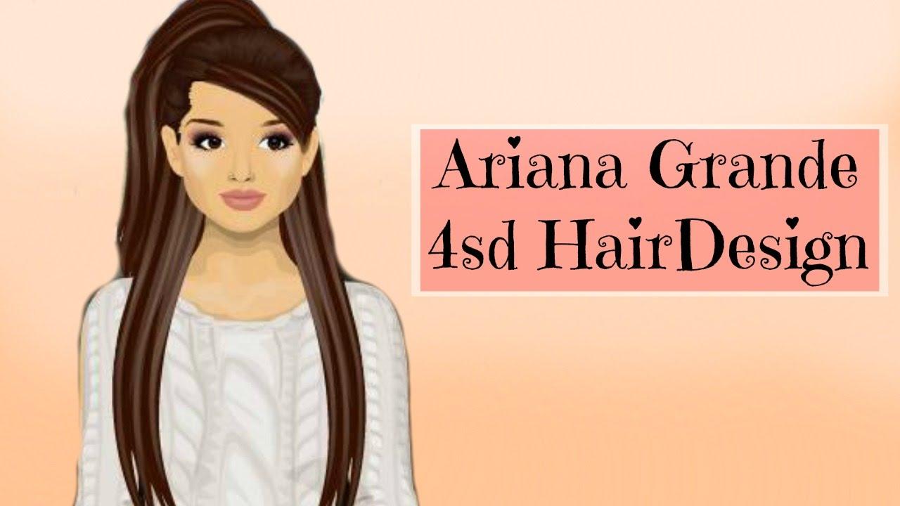 stardoll tutorial - ariana grande