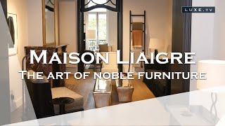 Maison Liaigre: the art of noble furniture
