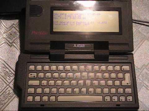 Atari Portfolio - Overview