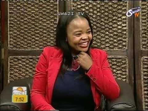 Zillionaire Manzi on Kusile Breakfast Show on Swazi TV