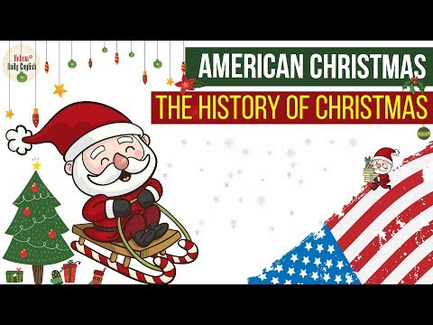 American Christmas | Find Out: The History Of Christmas