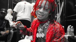 Trippie Redd Freestyle @ the Studio