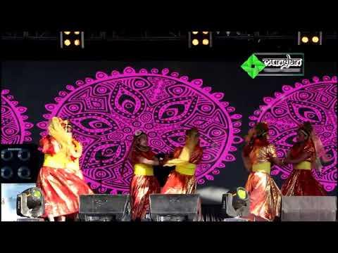 Teesta Rangeet Tourism Festival 2017 Dance Performed by Himalayan Cine Guild Darjeeling