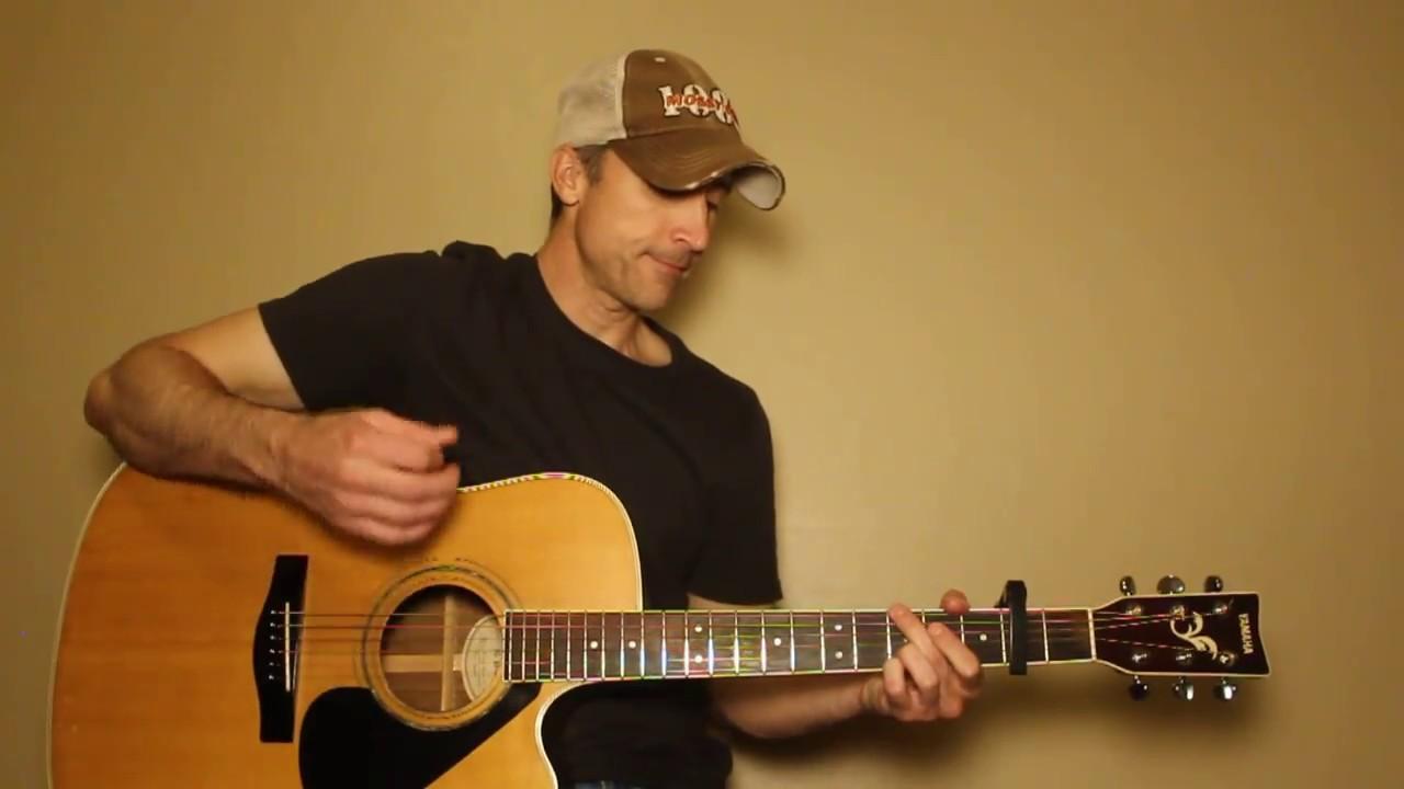 wagon wheel darius rucker guitar lesson tutorial youtube. Black Bedroom Furniture Sets. Home Design Ideas