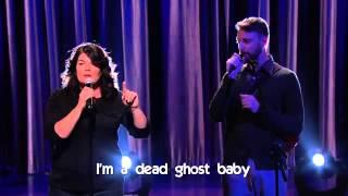 """Karen Kilgariff & Drennon Davis - """"The High Song"""" - Conan"""