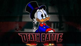 Scrooge McDuck cashes into DEATH BATTLE! | DE...
