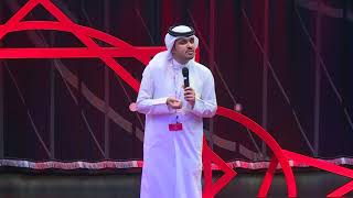 Urban planning or Education planning, which one we shall start with?   Habes Howail   TEDxAlDafnaED