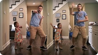 WATCH ME (WHIP/NAE NAE) [Daddy/Daughter Dance]