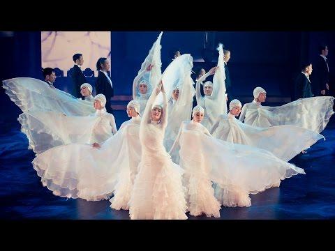 Видео: Танцуют все. Венский вальс. Бурятский национальный театр песни и танца Байкал