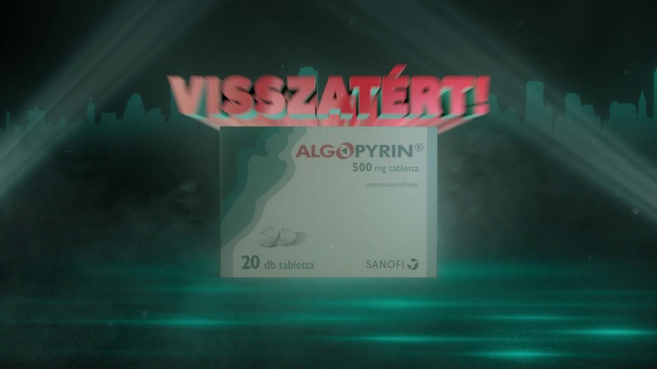 algopyrin vagy aspirin