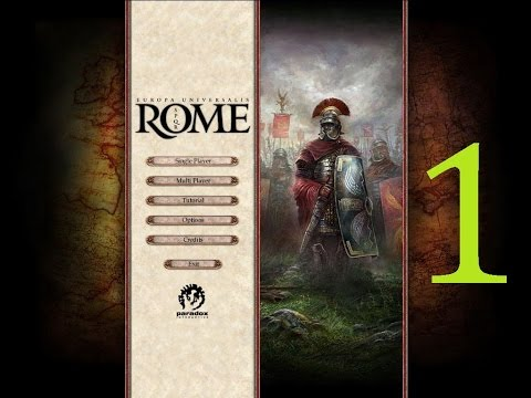 Europa Universalis  Rome part 1 ROME