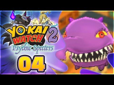 Yo-kai Watch 2 Psychic Specters - Baku! [Episode 4]