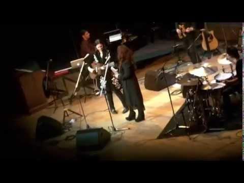 Alexia Vassiliou & Madeleine Peyroux - Smile (Live @ Athens Concert Hall)