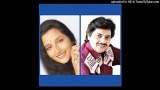 dil ne pukara hai janam tumko yahan pahili baar(romantic song) by anuradha paudwal & udit narayan