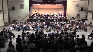 Wah Yan Symphonic Night 2014 - Strauss - Die Fledermaus Overture