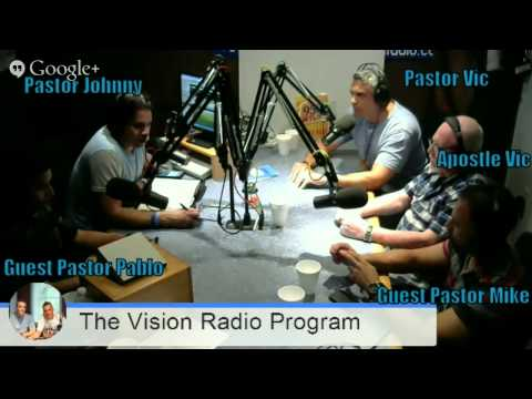 The Vision Radio Program