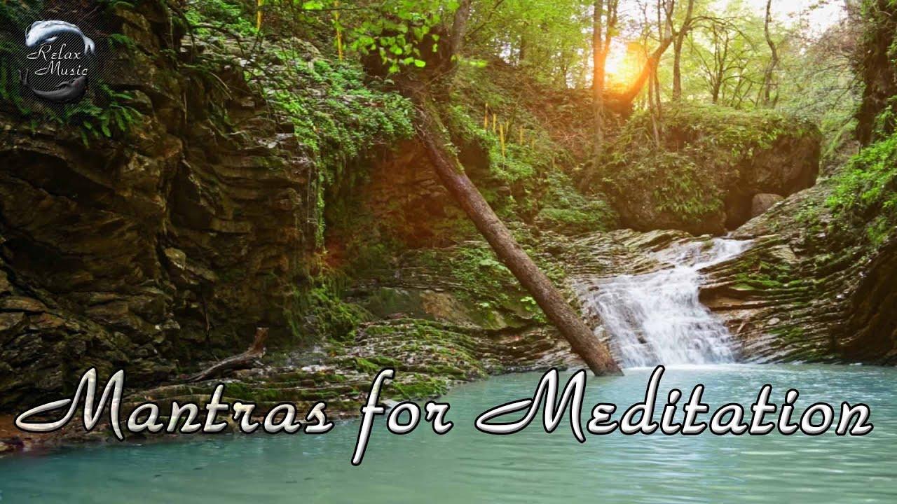 OM Meditation for Positive Energy ~ Mindfulness Mantra ~ Spiritual meditation
