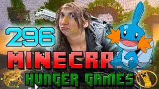 Minecraft: Hunger Games w/Mitch! Game 296 - WITH THE MUDKIP!
